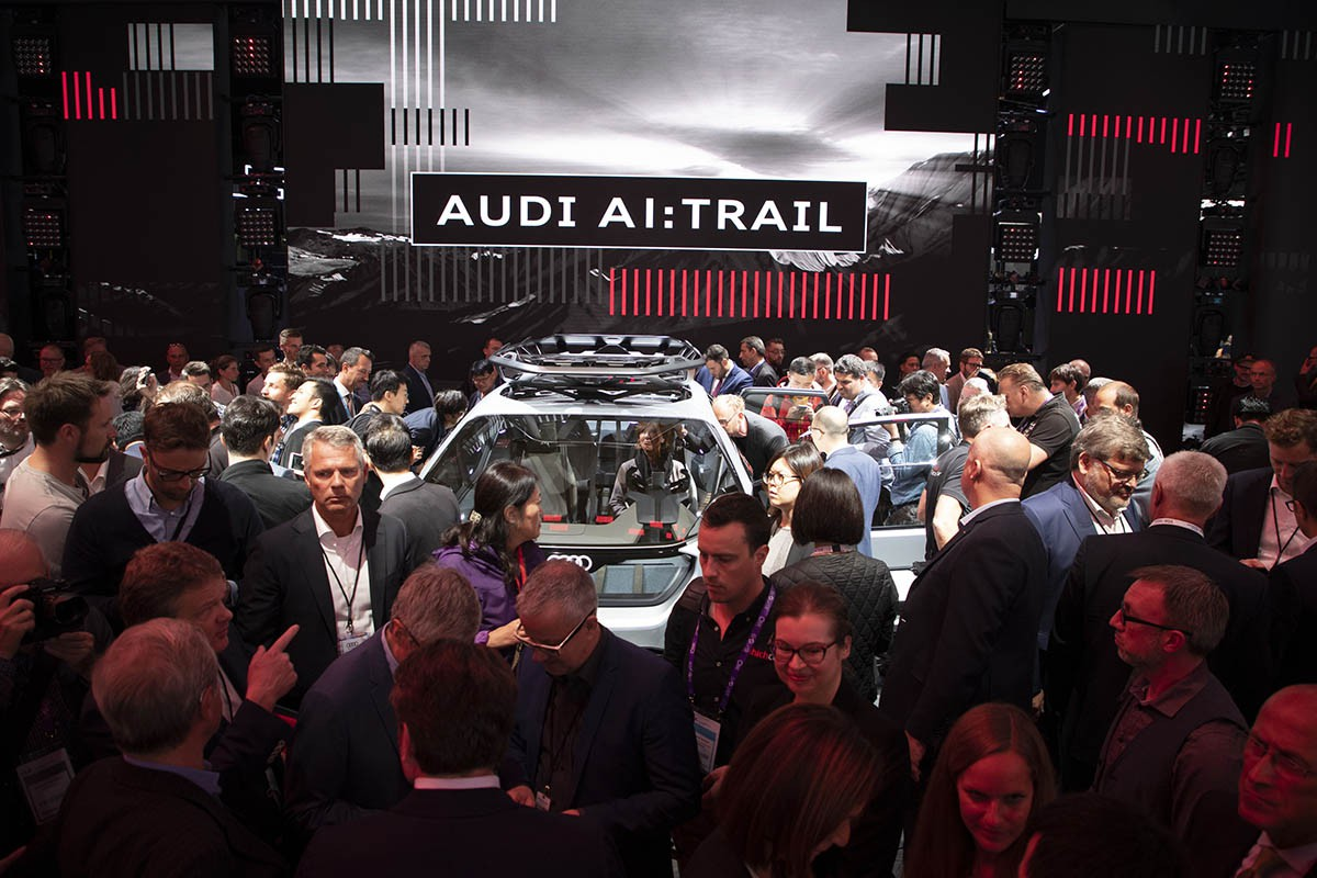 Audi đem dàn xe khủng trình diễn ở IAA Frankfurt, có cả quái thú địa hình - Hình 5