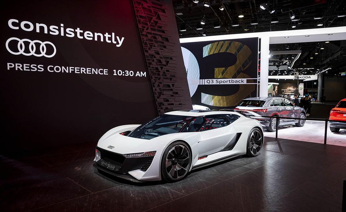 Audi đem dàn xe khủng trình diễn ở IAA Frankfurt, có cả quái thú địa hình - Hình 7