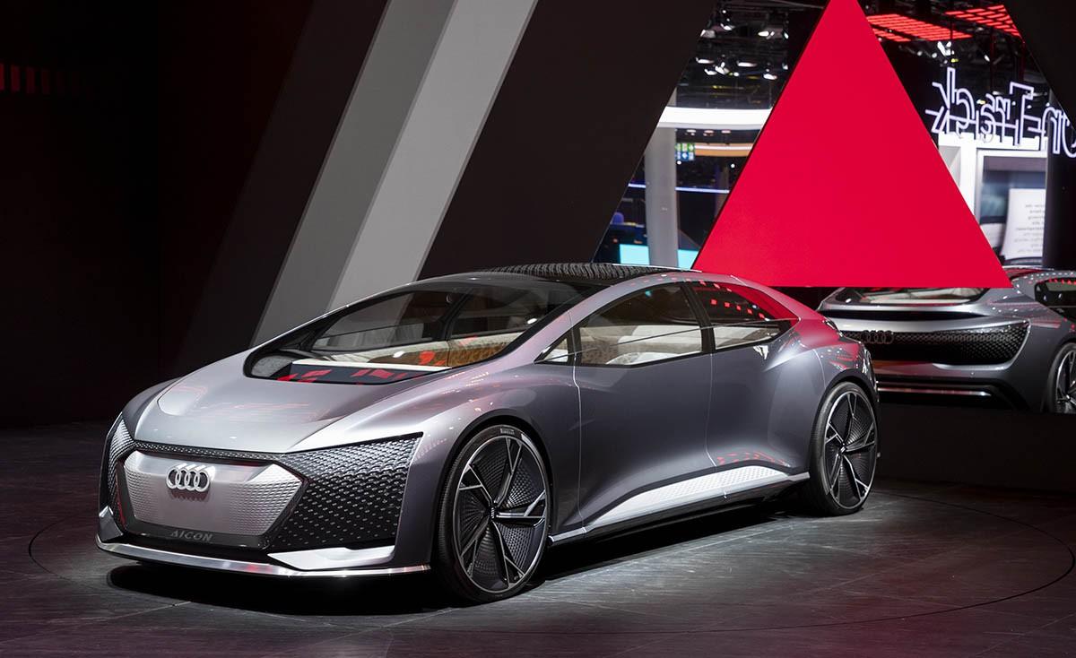 Audi đem dàn xe khủng trình diễn ở IAA Frankfurt, có cả quái thú địa hình - Hình 9