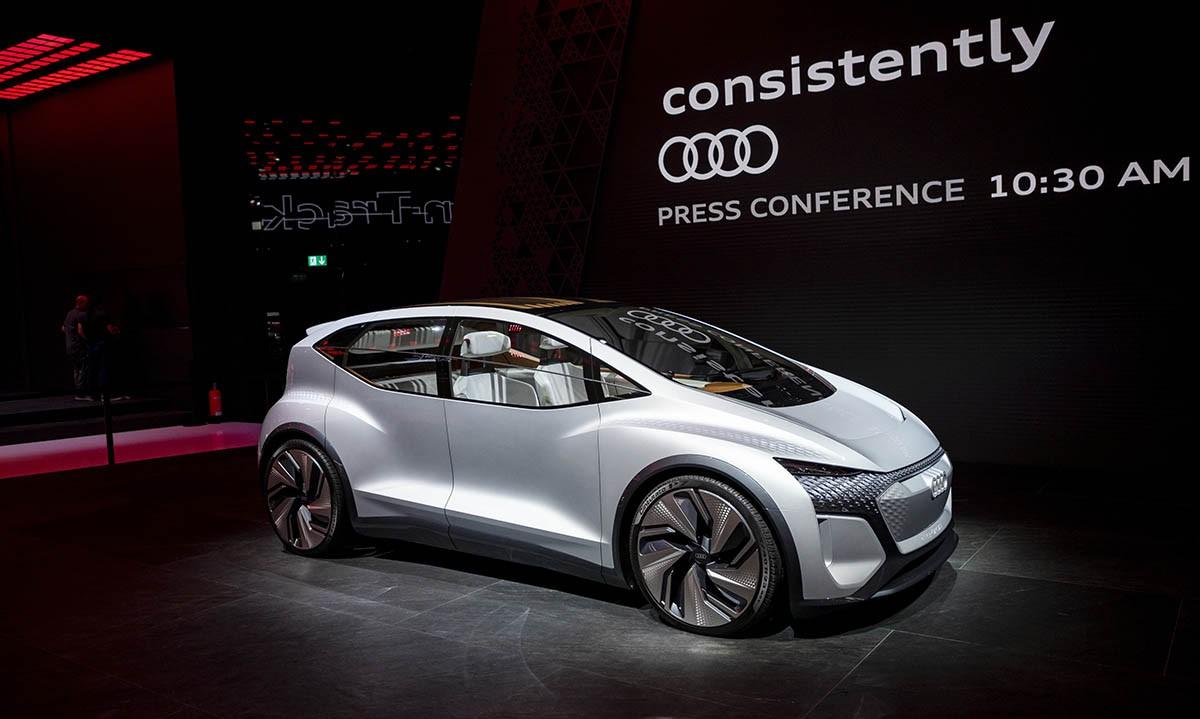 Audi đem dàn xe khủng trình diễn ở IAA Frankfurt, có cả quái thú địa hình - Hình 8