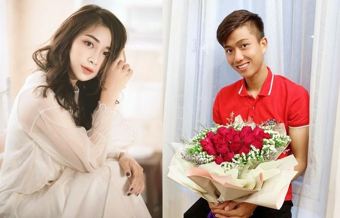 Hot: Bạn thân xác nhận Phan Văn Đức đang yêu hot girl Nhật Linh! - Hình 1