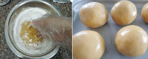 Bánh Trung thu handmade thơm ngon với cách làm đơn giản - Hình 2