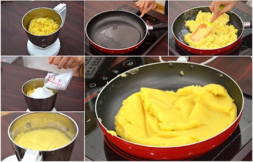 Bánh Trung thu handmade thơm ngon với cách làm đơn giản - Hình 3