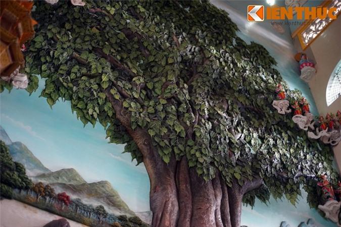 Khám phá ngôi chùa cao ốc độc nhất vô nhị Việt Nam - Hình 16