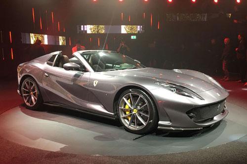 Khám phá siêu xe mui trần Ferrari mạnh 800 mã lực, giá hơn 9 tỷ đồng - Hình 1