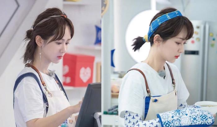 Không hẹn mà cùng tạo một kiểu tóc với băng đô: Dương Tử, Jennie, Suzy... xinh yêu hết nấc khiến dân mạng trầm trồ - Hình 1
