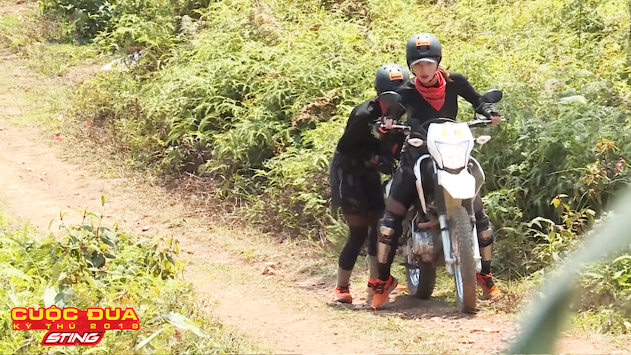 Kỳ Duyên - Minh Triệu và H'Hen Niê - Lệ Hằng: Những 'nữ cường nhân' trong Cuộc đua kỳ thú 2019 - Hình 15