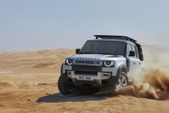 Land Rover Defender 2020 chính thức ra mắt, lạ lẫm và cục mịch - Hình 18