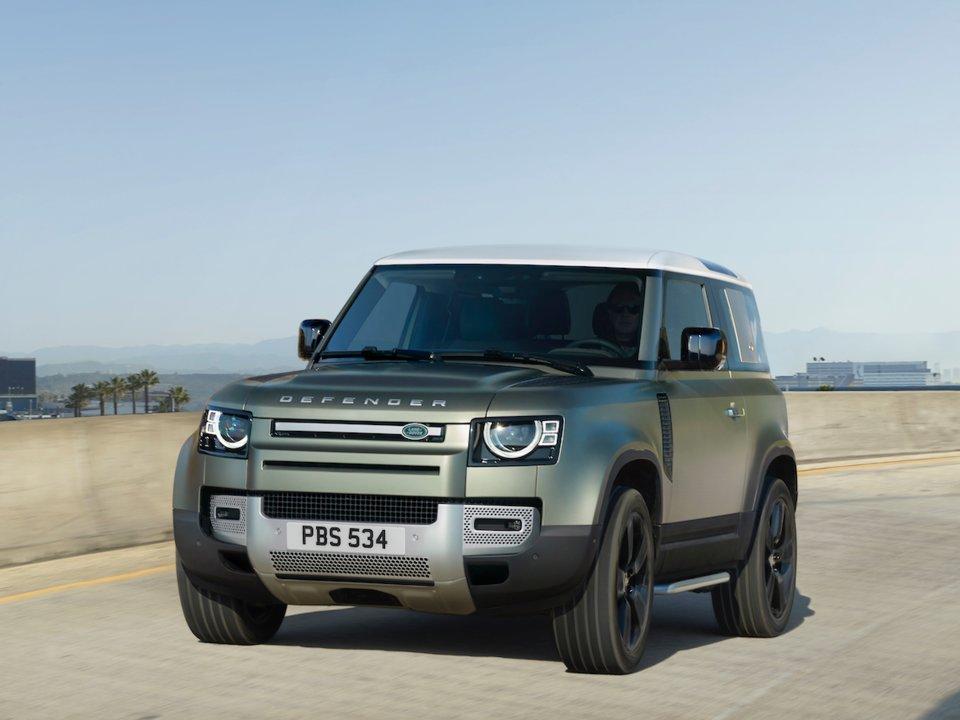 Land Rover Defender 2020 chính thức ra mắt, lạ lẫm và cục mịch - Hình 8