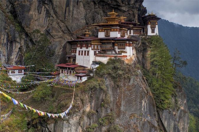 Lặng ngắm 10 tu viện Phật giáo hoành tráng nhất thế giới - Hình 9