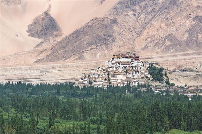 Lặng ngắm 10 tu viện Phật giáo hoành tráng nhất thế giới - Hình 6