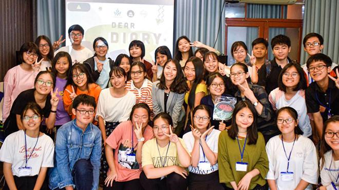 Lo bạn trẻ 'bán sức khỏe kiếm tiền', nhóm học sinh nghĩ ra Lá Non - Hình 2