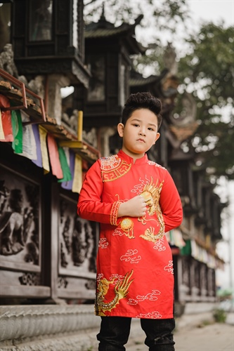 Mẫu nhí Việt trên sàn diễn quốc tế - Hình 4