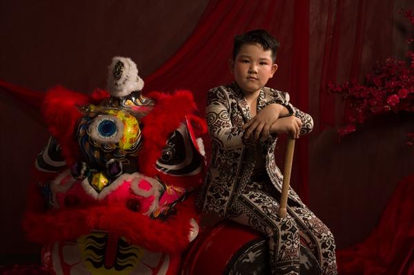 Mẫu nhí Việt trên sàn diễn quốc tế - Hình 2