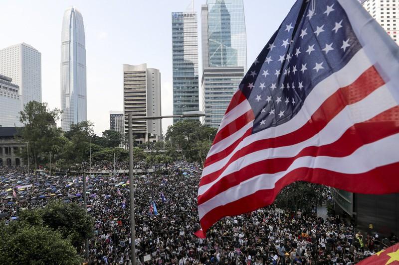 Mỹ can thiệp Hong Kong là không cần thiết, không phù hợp - Hình 2