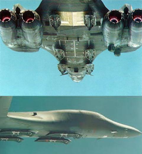 Mỹ trang bị cho B-1B Lancer tên lửa siêu thanh đấu Nga - Hình 2