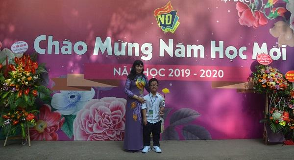 Nam sinh khuyết tật Trường THPT Việt Đức ước mơ thành doanh nhân - Hình 1