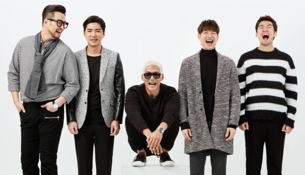Netizen Hàn bình chọn các nhóm nhạc nam đại diện cho mỗi thế hệ Kpop: Đẳng cấp đào tạo boygroup nhà SM đã được khẳng định! - Hình 2