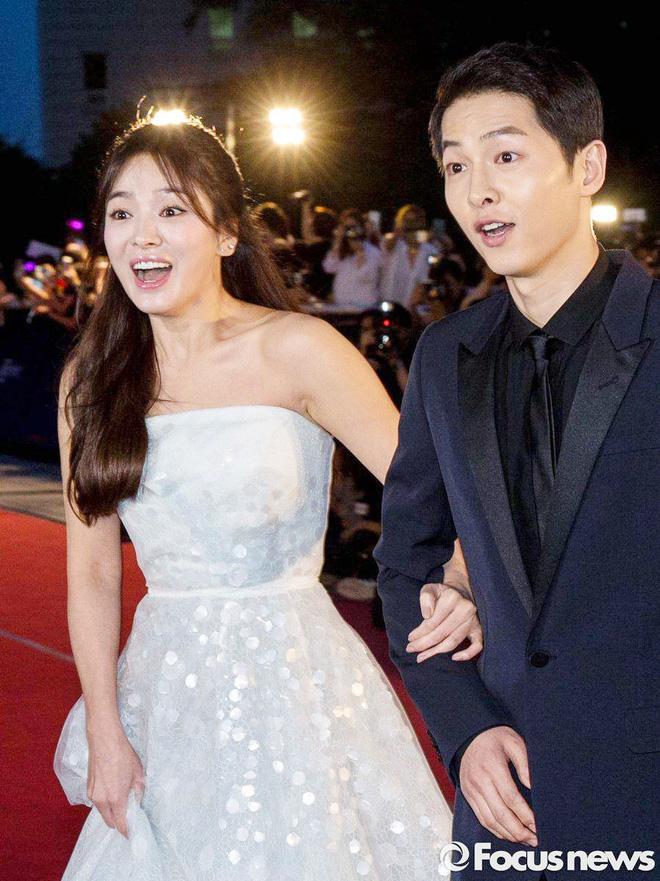 Nếu cưới 14 năm trước, Song Joong Ki và Song Hye Kyo đã bị liệt vào diện kết hôn bất hợp pháp - Hình 1