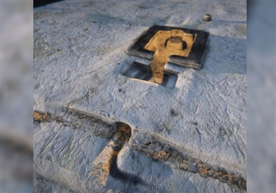 Ngã ngửa khi mở cửa mộ cổ Maya 2.500 tuổi - Hình 1