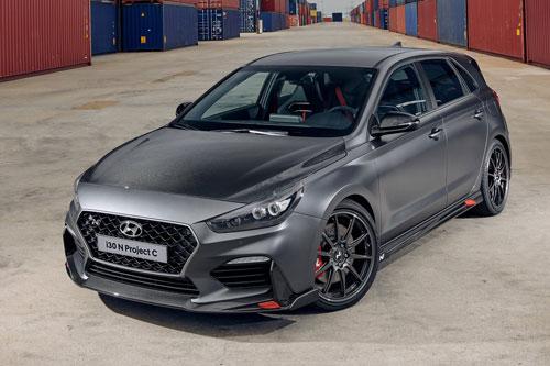Chi tiết xe hatchback Hyundai mạnh 271 mã lực, giới hạn 600 chiếc - Hình 1