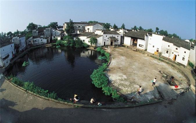 Ngôi làng Bát Quái kỳ bí của hậu duệ Khổng Minh - Hình 6