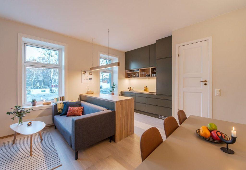 Nhà bếp nhỏ ở chung cư sẽ lột xác thoáng rộng trông thấy nhờ những ý tưởng siêu hay này - Hình 8
