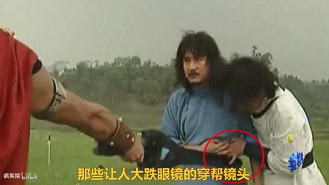 Những cảnh phi lý gây cười trong phim cổ trang Trung Quốc - Hình 1