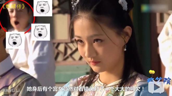Những cảnh phi lý gây cười trong phim cổ trang Trung Quốc - Hình 3