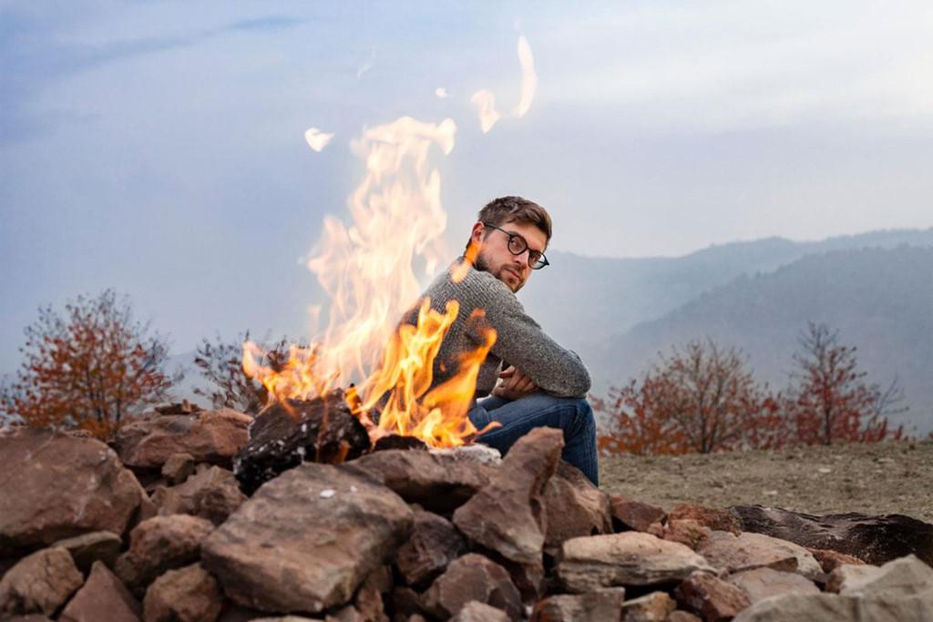 Núi lửa nhỏ nhất thế giới, cao hơn 1 m - Hình 7