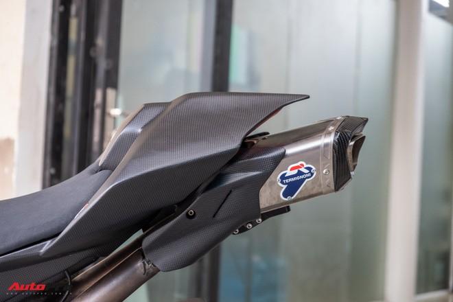 Ducati V4S độ hơn gần 800 triệu tiền đồ chơi chủ nhân người An Giang - Hình 8
