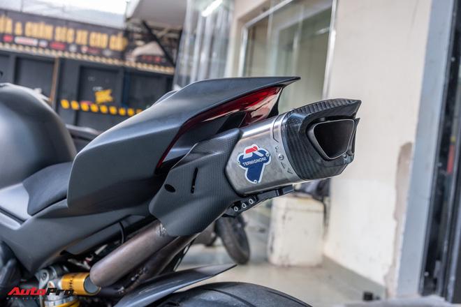 Ducati V4S độ hơn gần 800 triệu tiền đồ chơi chủ nhân người An Giang - Hình 7