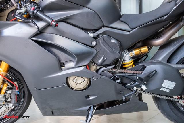 Ducati V4S độ hơn gần 800 triệu tiền đồ chơi chủ nhân người An Giang - Hình 16
