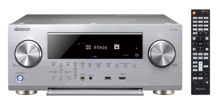 Pioneer giới thiệu bộ đôi receiver đầu bảng SC-LX904 / SC-LX704 và đầu đọc SACD mới - Hình 4