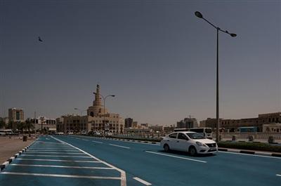 Qatar thử nghiệm phương pháp mới giúp hạ nhiệt thủ đô Doha - Hình 1