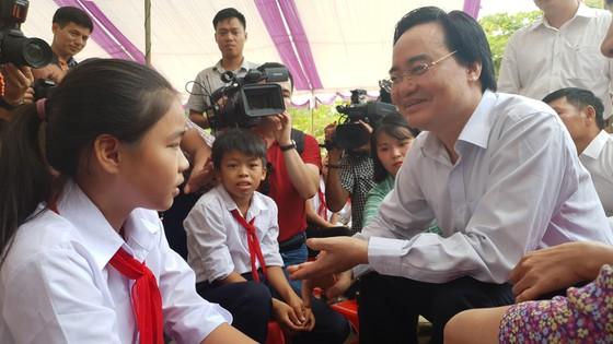 Quảng Bình: Khai giảng Bộ trưởng không đọc diễn văn - Hình 2