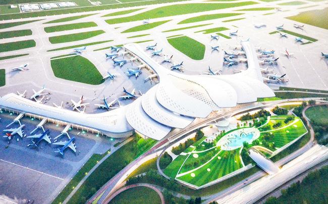 Quốc hội chưa xem xét báo cáo khả thi dự án Sân bay Long Thành - Hình 1