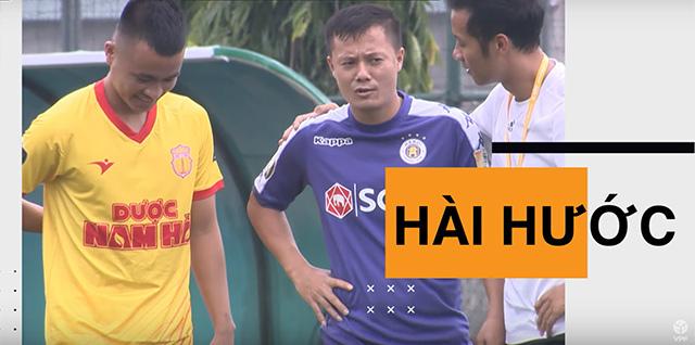 Sao V.League tham gia show thử thách thực tế về bóng đá - Hình 3