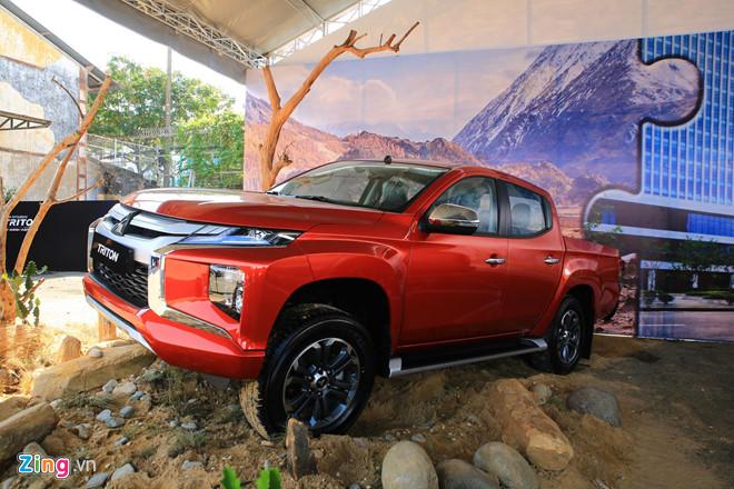 Sau Toyota Hilux, đến lượt Ranger, Colorado, Navara giảm giá - Hình 4
