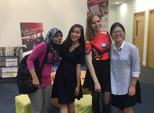Kinh nghiệm thực tập nước ngoài của 9X Việt - Hình 2