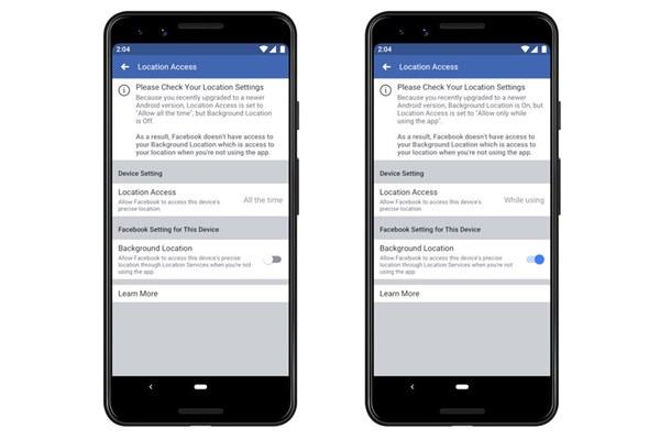 Tính năng bảo mật vị trí trên Android 10 và iOS 13 có thể khiến người dùng khó chịu - Hình 1