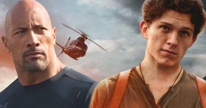 Tom Holland và The Rock muốn hợp tác trong phim mới: Liệu điều này có thể xảy ra trong Uncharted? - Hình 9
