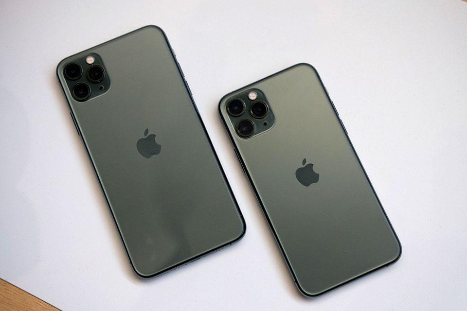 Trên tay iPhone 11 Pro và Pro Max: Nhiều camera hơn, thú vị hơn - Hình 1