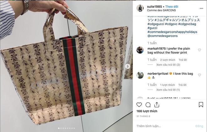 Túi Gucci làm từ giấy gây khó hiểu khi bán giá 13 triệu đồng - Hình 2