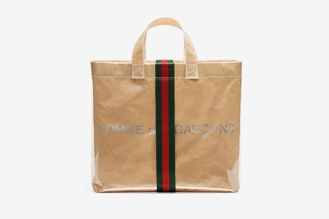 Túi Gucci làm từ giấy gây khó hiểu khi bán giá 13 triệu đồng - Hình 3