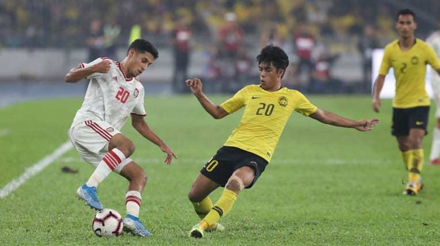 UAE mạnh nhất bảng, cơ hội chia đều cho Việt Nam, Thái Lan, Malaysia - Hình 1