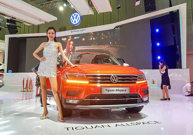 Volkswagen mang đến những gì tại Triển lãm Vietnam Motor Show 2019 - Hình 1