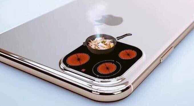 Vừa ra mắt đêm qua, dân mạng đã kịp chế cả rổ ảnh cười cợt về cụm camera sau xấu đến kì cục của iPhone 11! - Hình 6