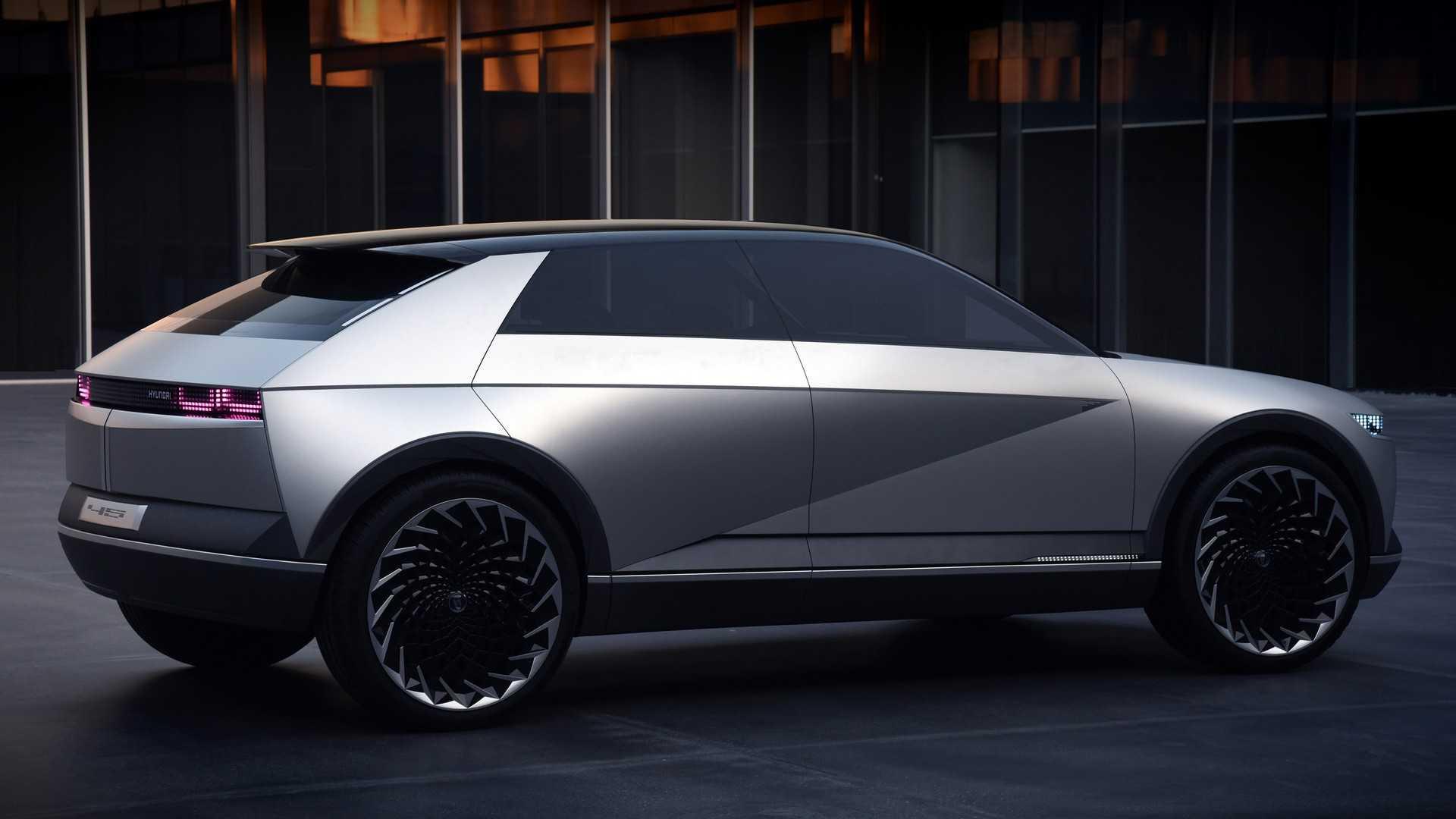 Xe ô tô điện nay mai của Hyundai sẽ hấp dẫn như thế này! - Hình 5