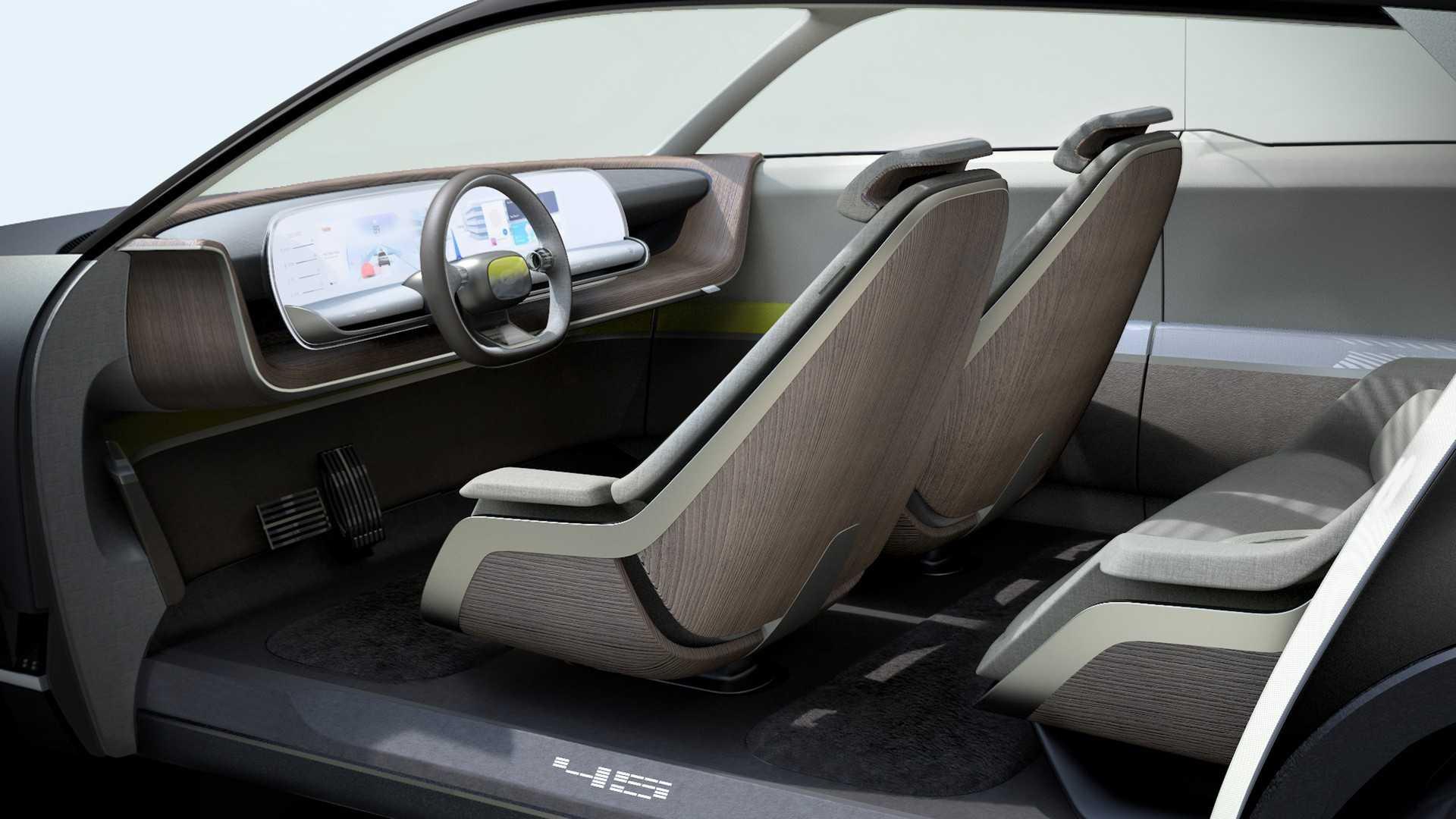 Xe ô tô điện nay mai của Hyundai sẽ hấp dẫn như thế này! - Hình 7
